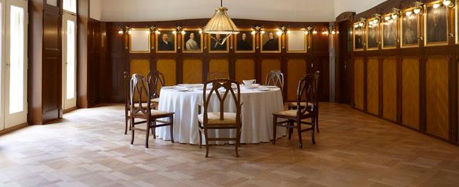 Villa Esche - Konzertpodium - Museum - Tagungsstätte - Eventlocation